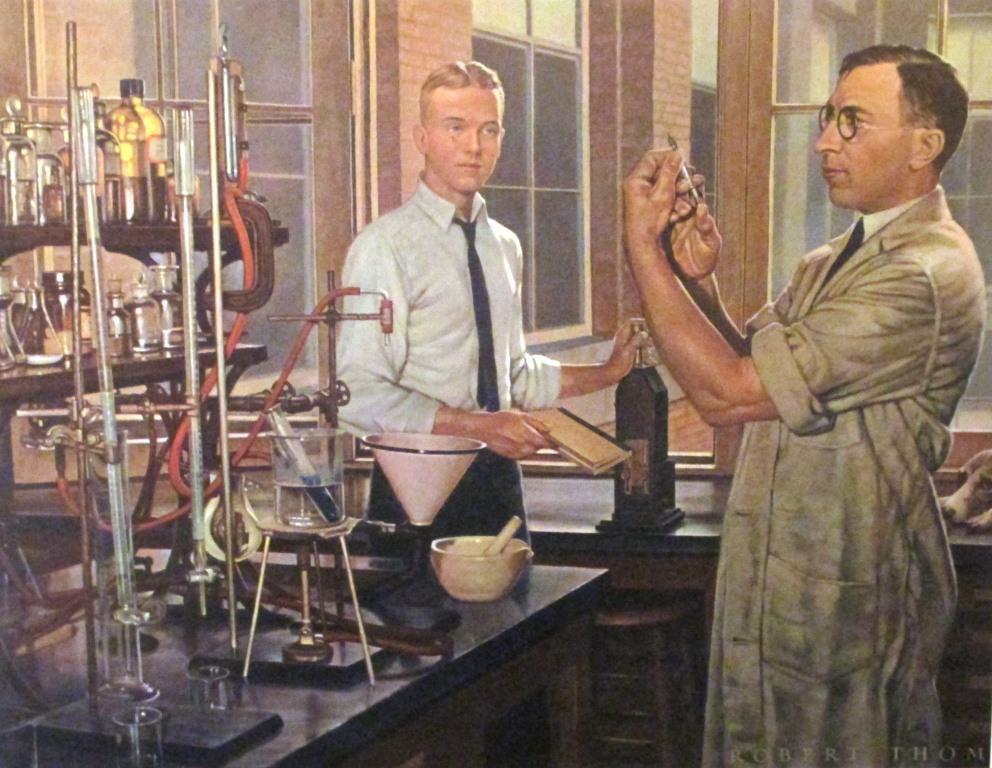 Charles Herbert Best y Frederick Banting